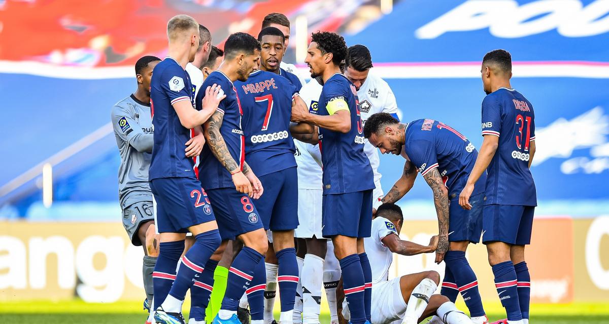 PSG - LOSC (0-1) : après Neymar, un autre scandale a éclaté à Paris !