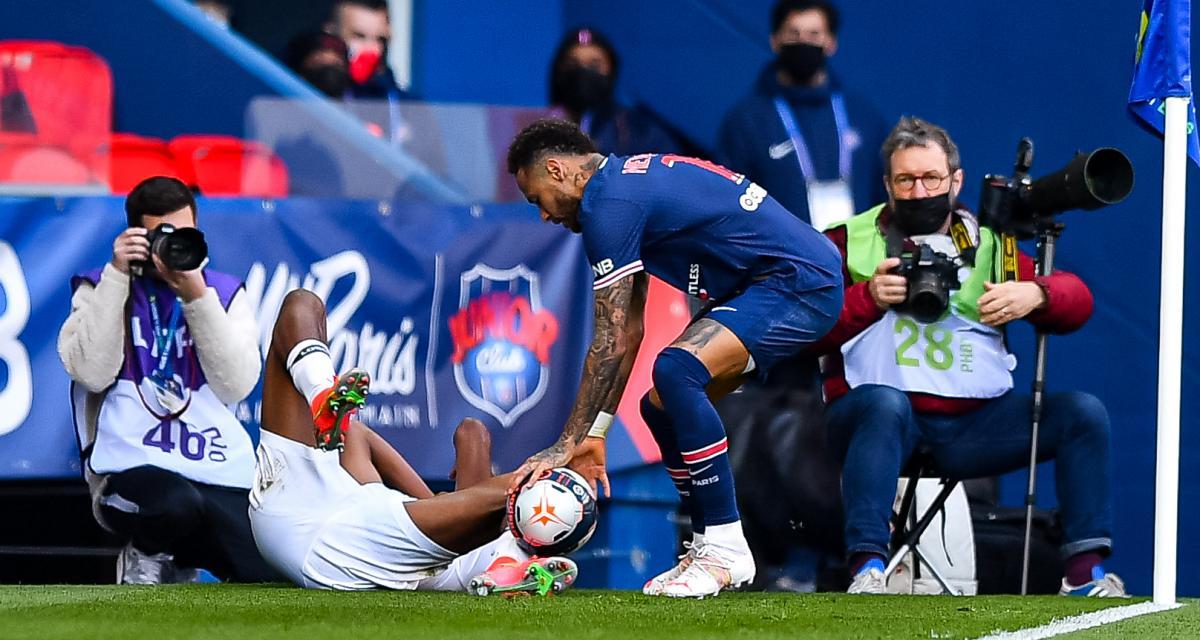 PSG - LOSC (0-1) : CR7, Messi et Benzema enterrent Neymar après son coup de sang !