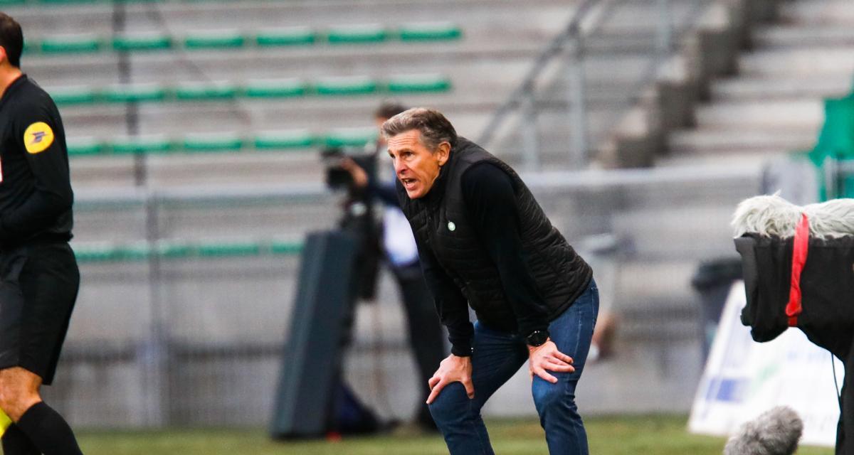 ASSE : le onze de départ des Verts face au Nîmes Olympique (Khazri-Abi devant, Green dans les buts)