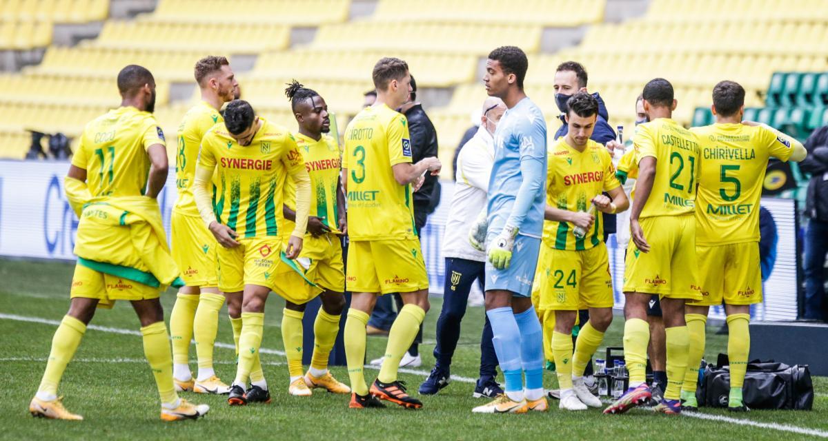 FC Nantes : les Canaris battent un triste record