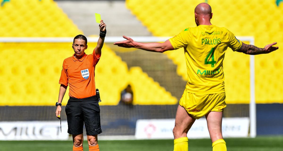 FC Nantes - OGC Nice (1-2) : le coup de gueule de Pallois contre l'arbitrage