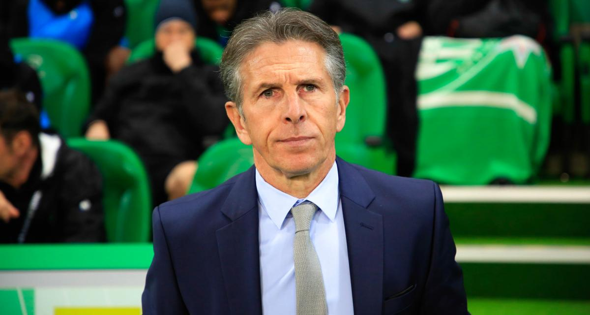 Nîmes - ASSE (0-2) : la réaction de Puel après la victoire des Verts