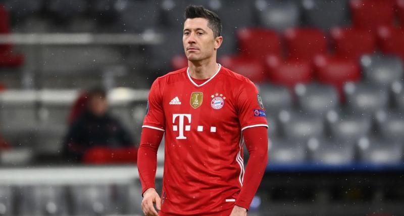 Lewandowski bientôt de retour à l'entraînement