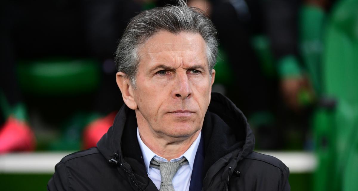 ASSE : Puel enrage et a déjà pris une décision forte contre les Girondins
