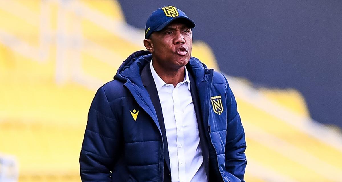 FC Nantes : Kombouaré dérape devant ses joueurs et va au clash avec Pallois