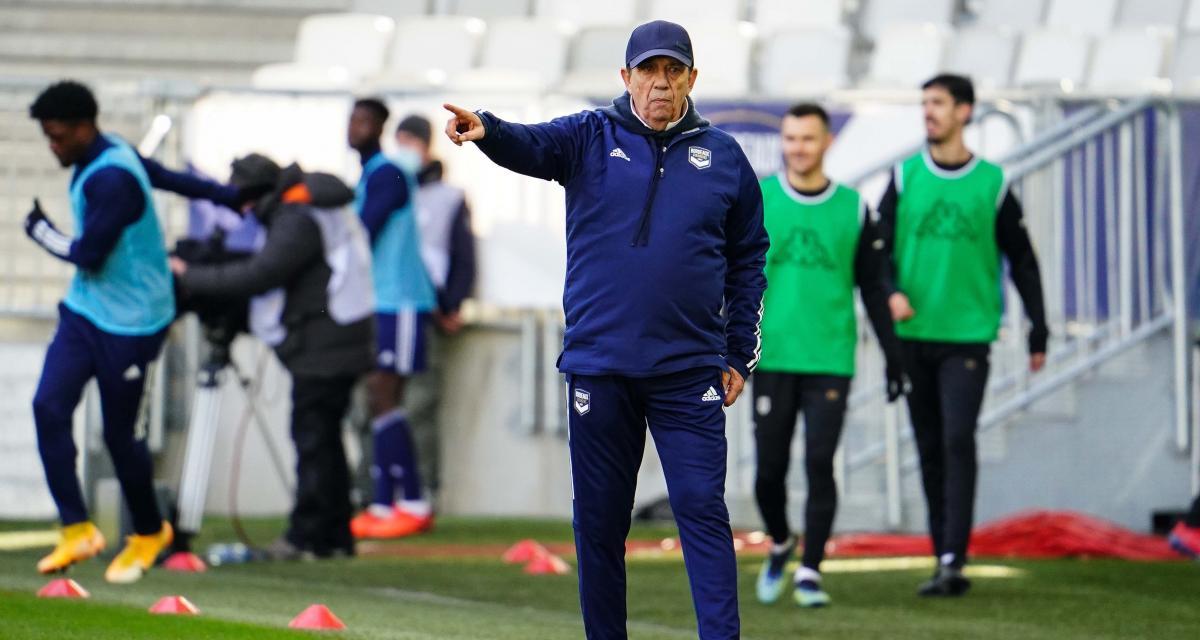 ASSE - Girondins : Gasset envoie un message fort aux Verts... et au FC Nantes !