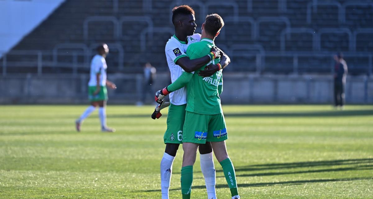 ASSE, FC Nantes : les Canaris ont quasiment acté le maintien des Verts !
