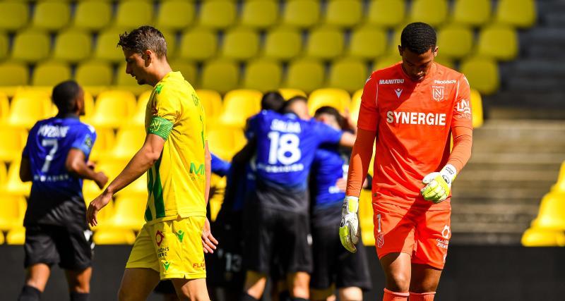 FC Nantes – L'oeil de Denis Balbir: «Lafont, Blas... Il faut arrêter de jouer les enfants gâtés»