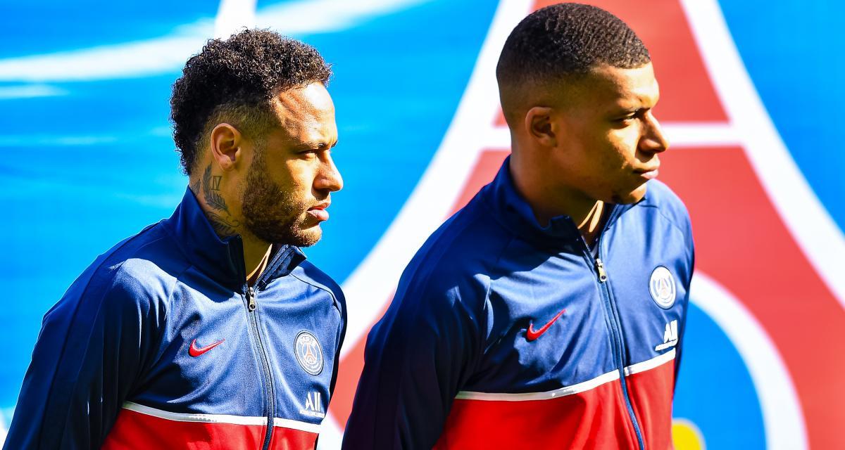 PSG - LOSC (0-1) : privilèges, comportements... Neymar agace dans le vestiaire parisien !
