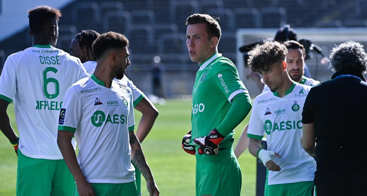 ASSE : Etienne Green envoie un signal flippant aux Girondins