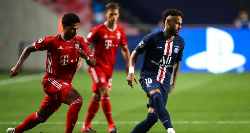 Bayern Munich - PSG sur RMC Sport 1