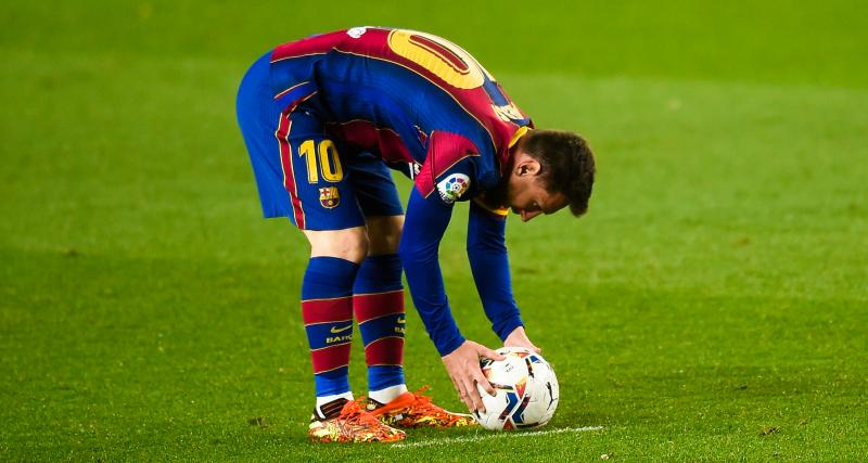 Messi reste muet avant le Clasico