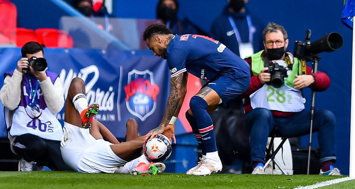 PSG - LOSC (0-1) : Neymar, un coup de sang délibéré pour éviter le RC Strasbourg ?
