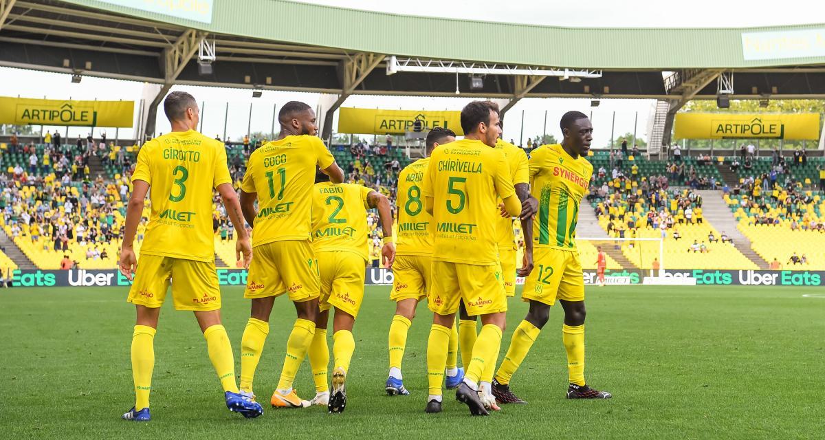 FC Nantes : une lueur d'espoir jaillit enfin dans la course au maintien !