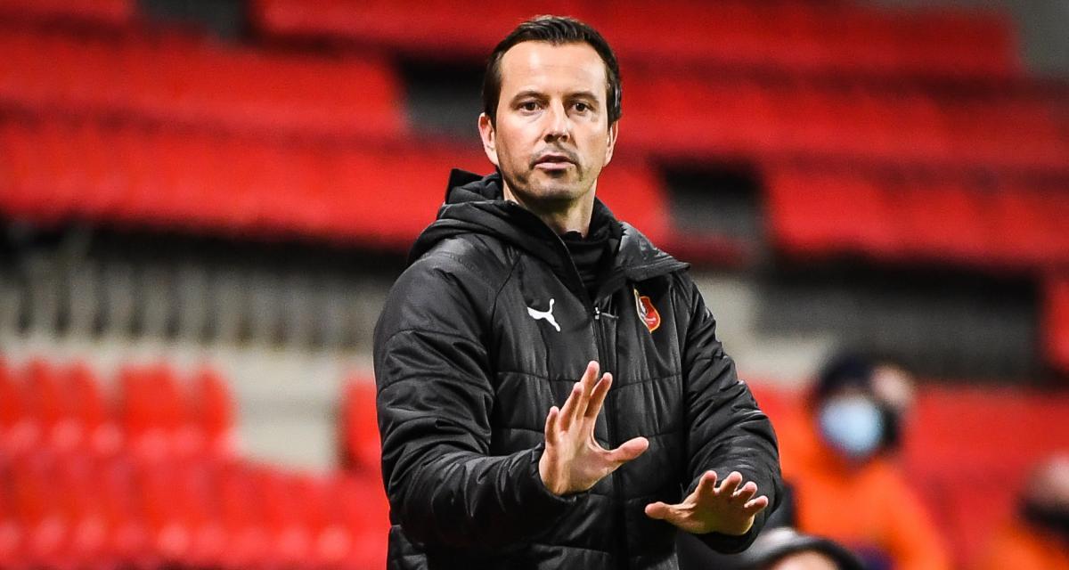 Stade Rennais : Julien Stéphan pourrait avoir raté de peu le FC Nantes !