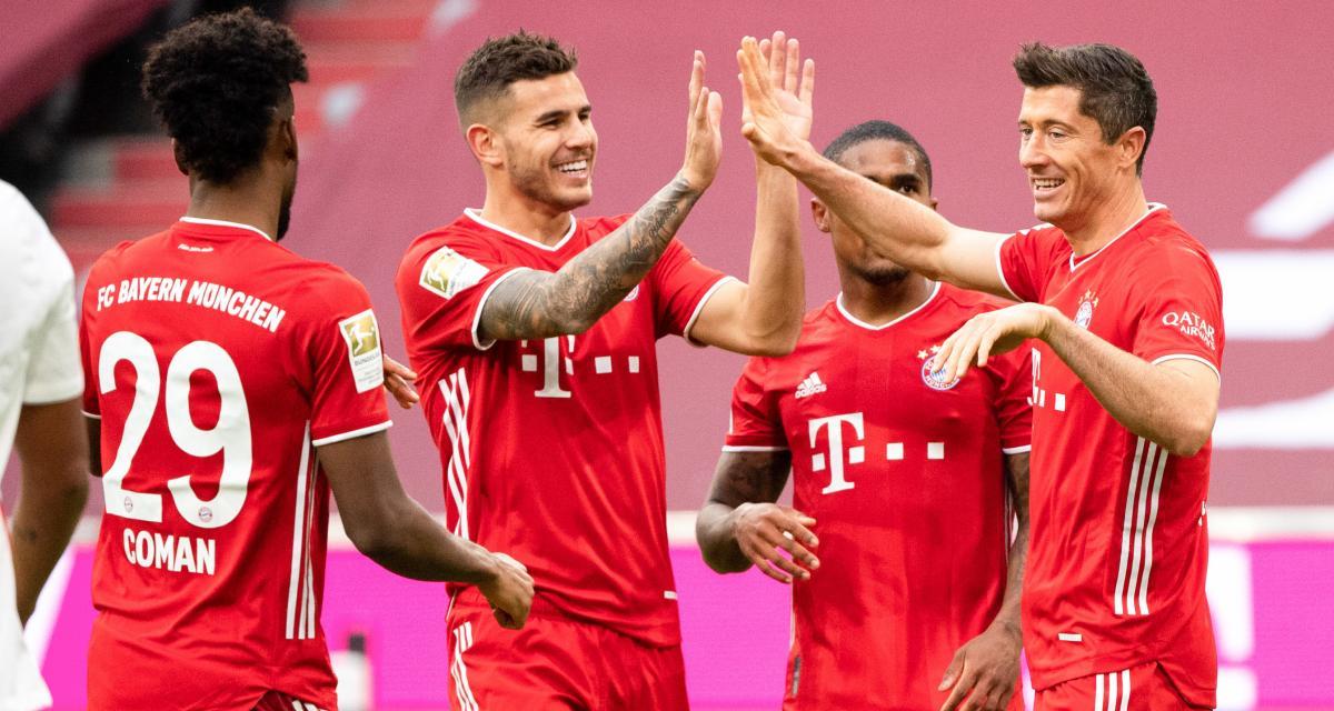 PSG : le Bayern Munich a un autre porte-bonheur que Lewandowski