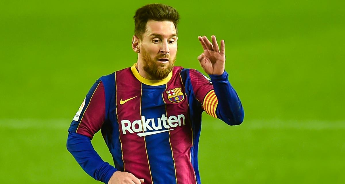FC Barcelone - Mercato : le PSG grillé par un appel de Messi ?