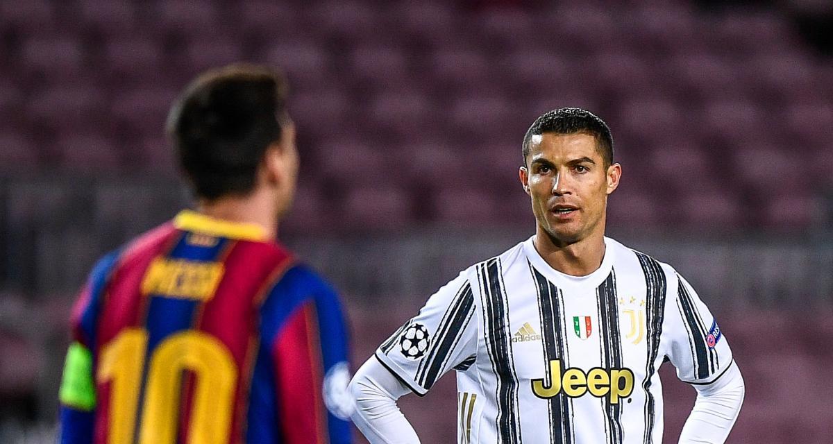 Juventus, FC Barcelone : soirée historique pour Cristiano Ronaldo et Lionel Messi