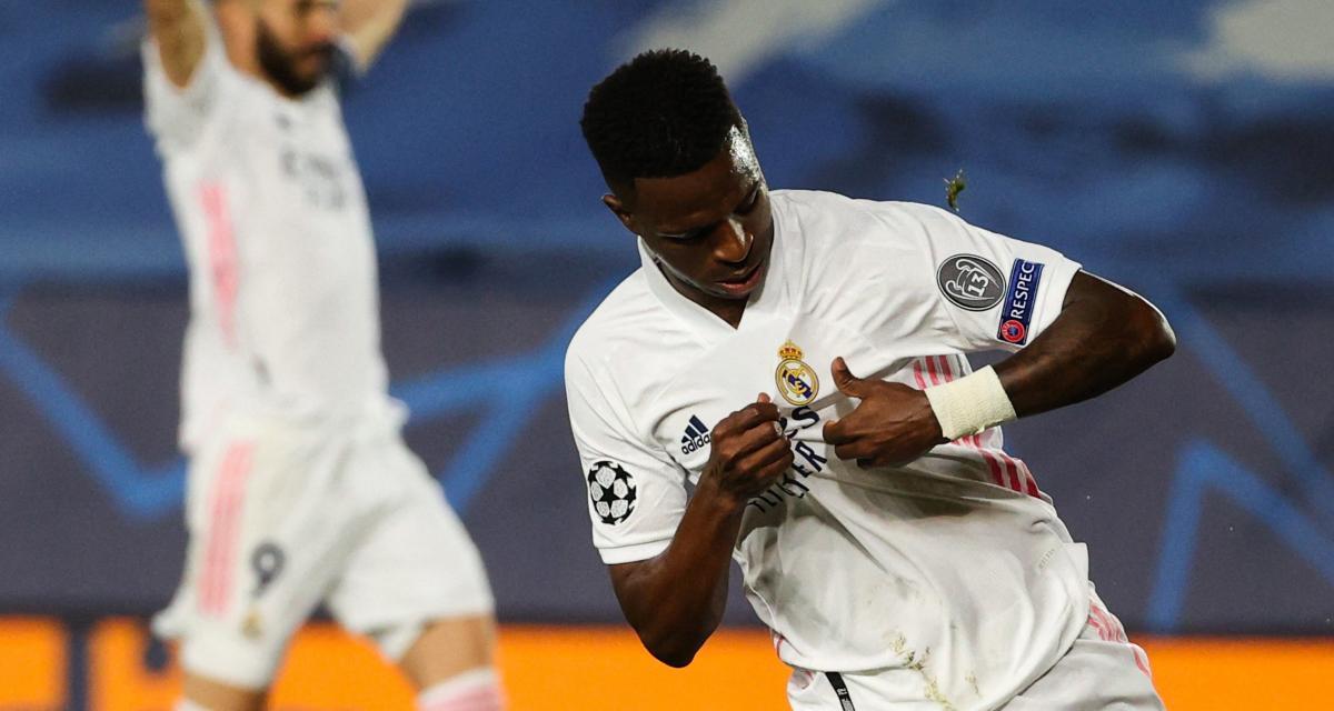 Real Madrid - Liverpool (3-1) : en pleine rumeur Mbappé, Vinicius Jr frappe un grand coup