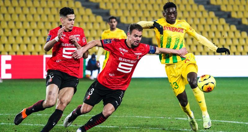 Rennes - Nantes sur Canal+Sport