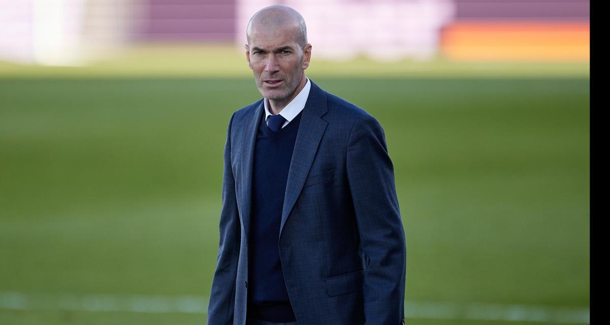 Real Madrid : Zinédine Zidane se rapproche d'un record cultissime