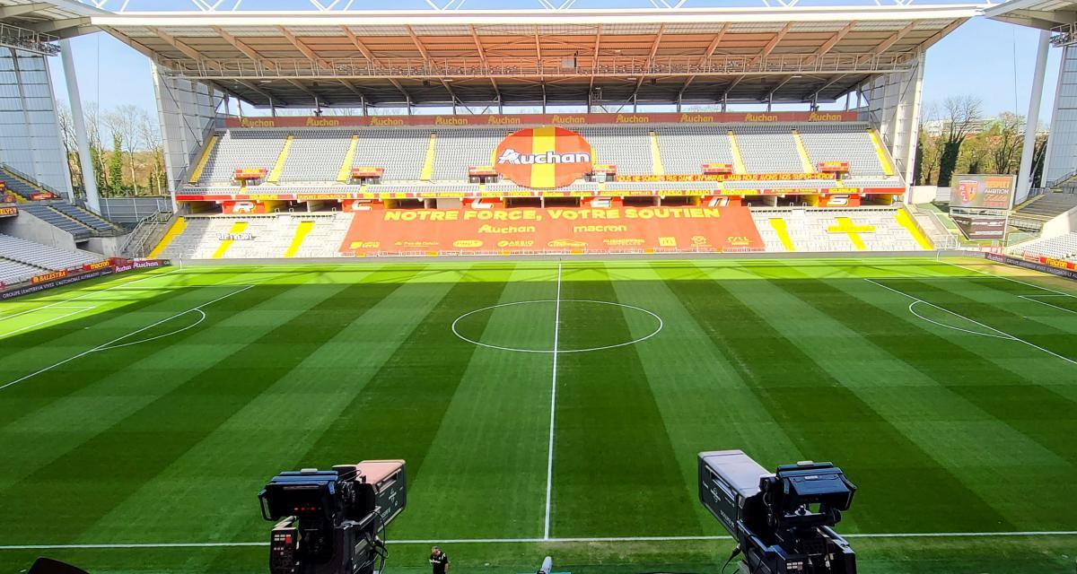 Lens - Lorient : sur quelle chaîne voir le match ?