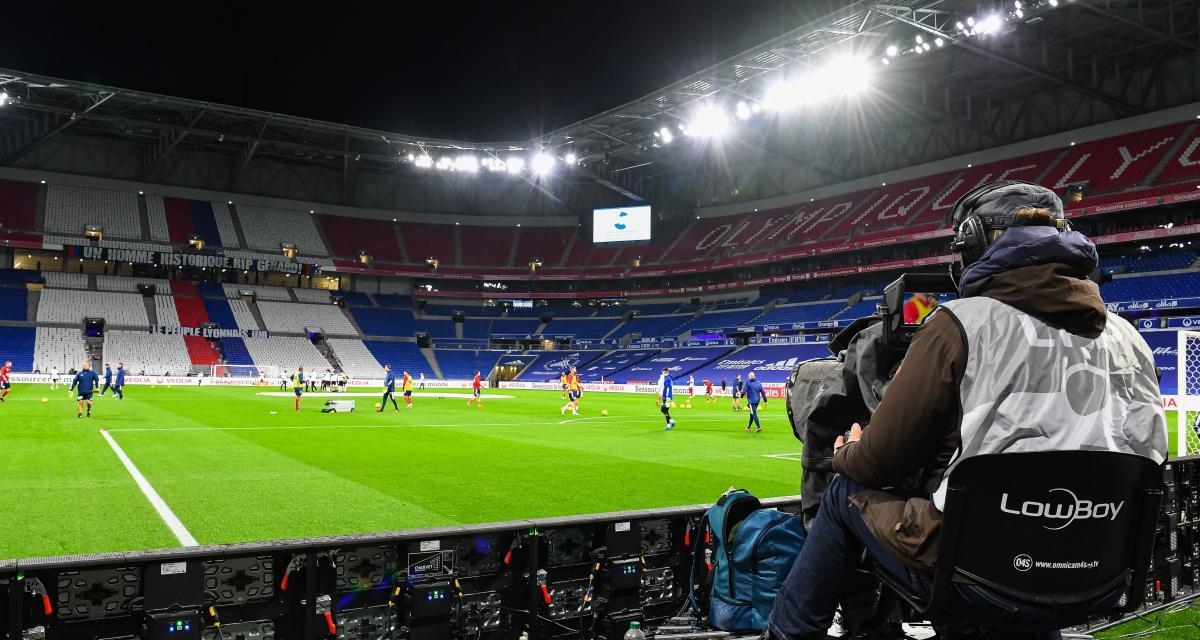 Lyon - Angers : sur quelle chaîne voir le match ?