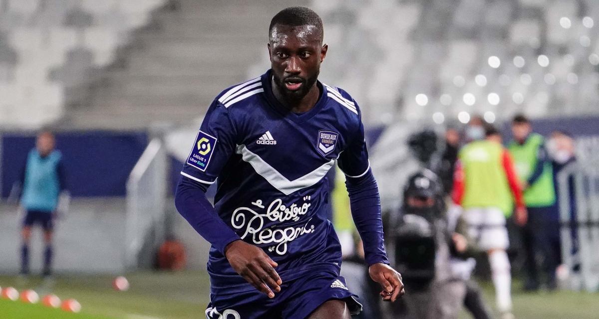 Girondins – Mercato : un candidat passe à l'attaque pour Youssouf Sabaly