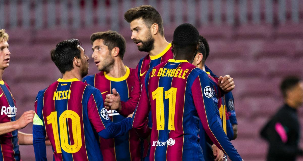 FC Barcelone : une grande nouvelle booste Messi et consorts avant le Clasico