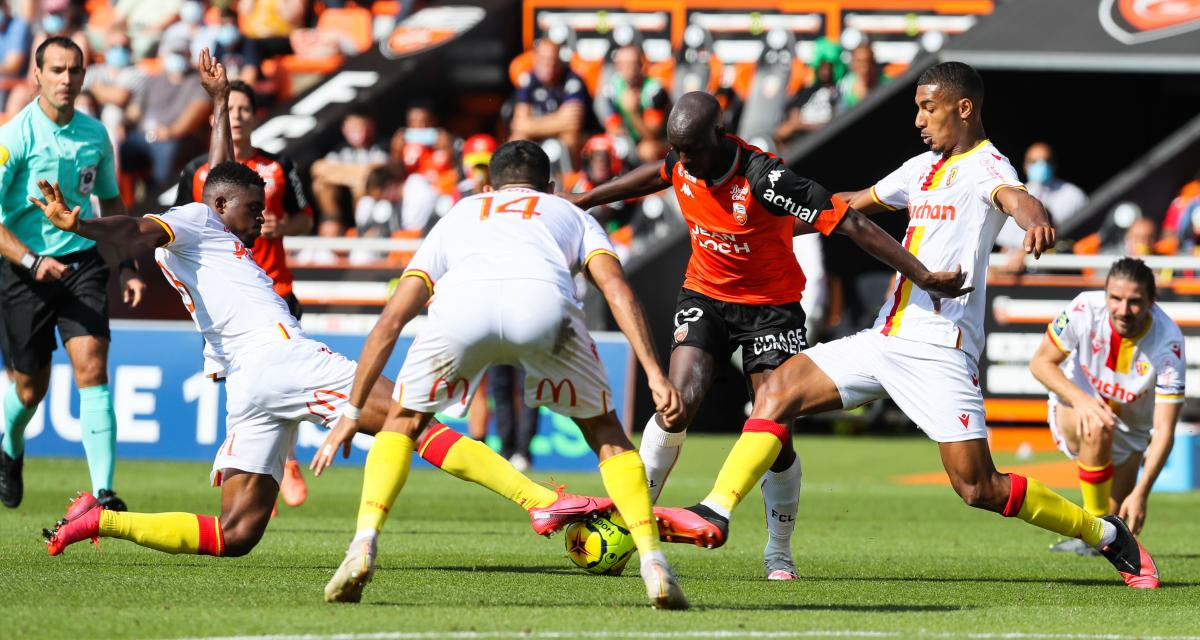 Ligue 1 : Lens - Lorient, les compos probables et les absents
