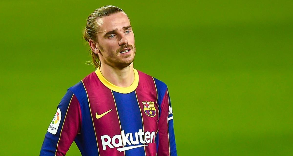 FC Barcelone : Griezmann diminué pour le Clasico ?