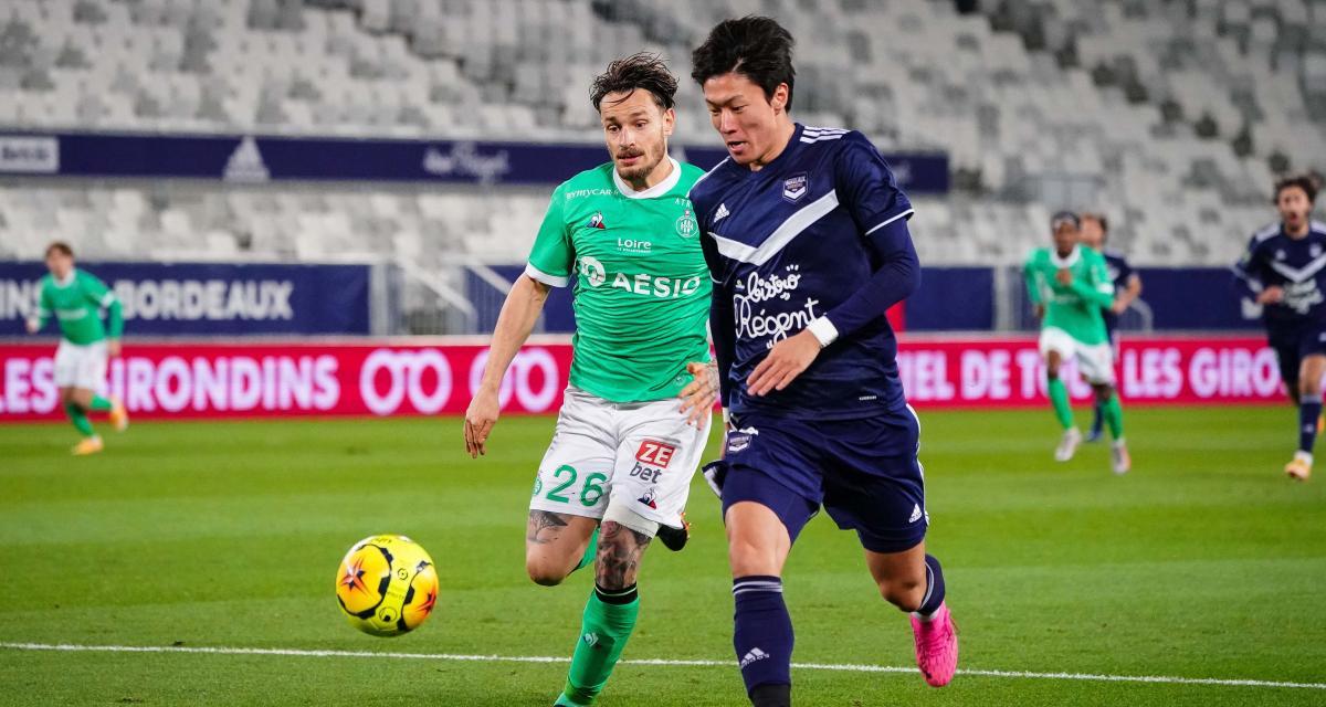 Ligue 1 : ASSE - Bordeaux, les compos probables et les absents