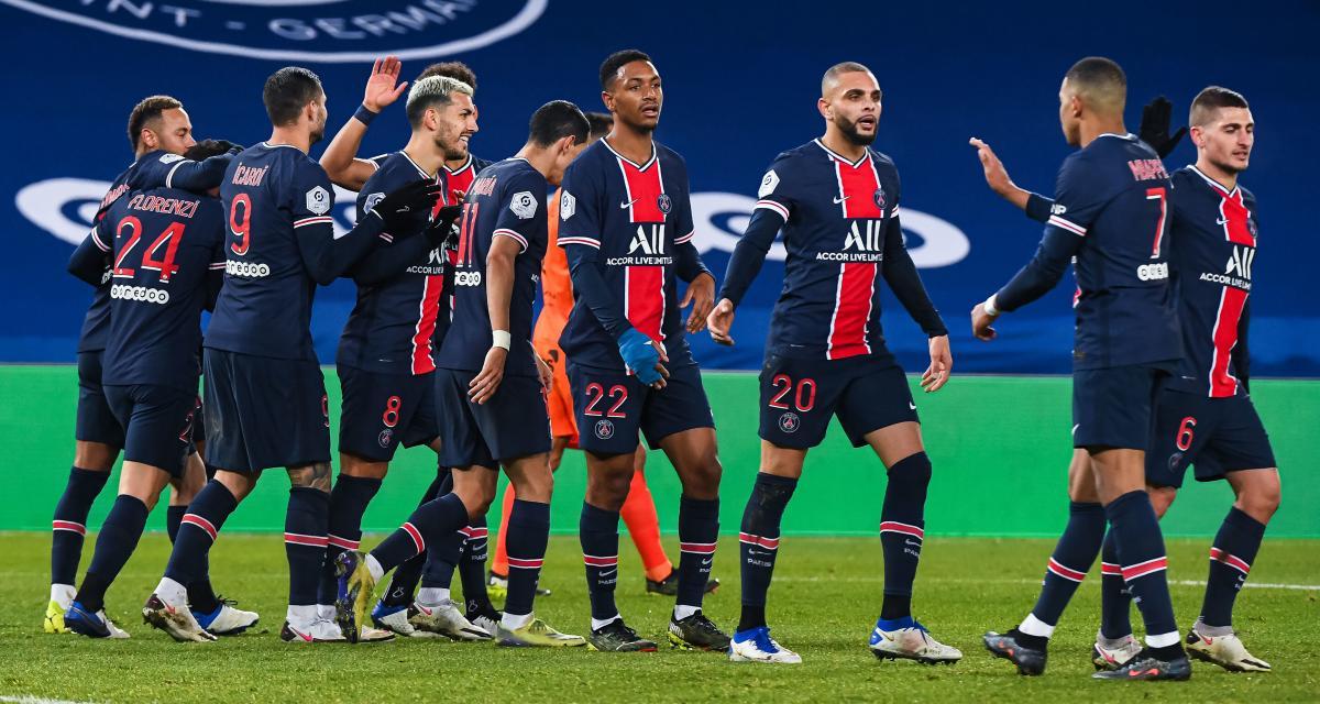 Ligue 1 : PSG - Strasbourg, les compos probables et les absents