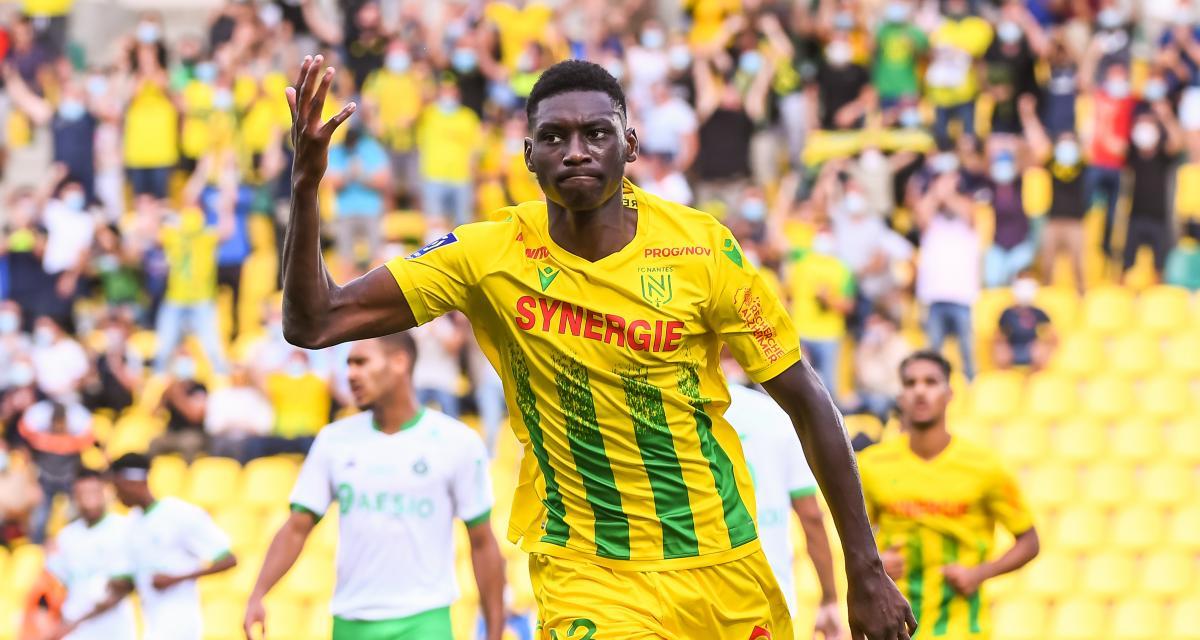 FC Nantes – Mercato: Kolo Muani dispose de deux pistes signées Mogi Bayat