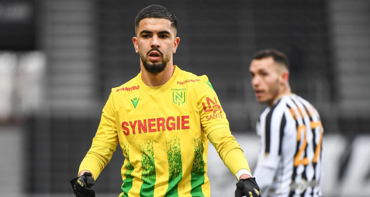 FC Nantes: insultes racistes, menaces... Imran Louza sort du silence!