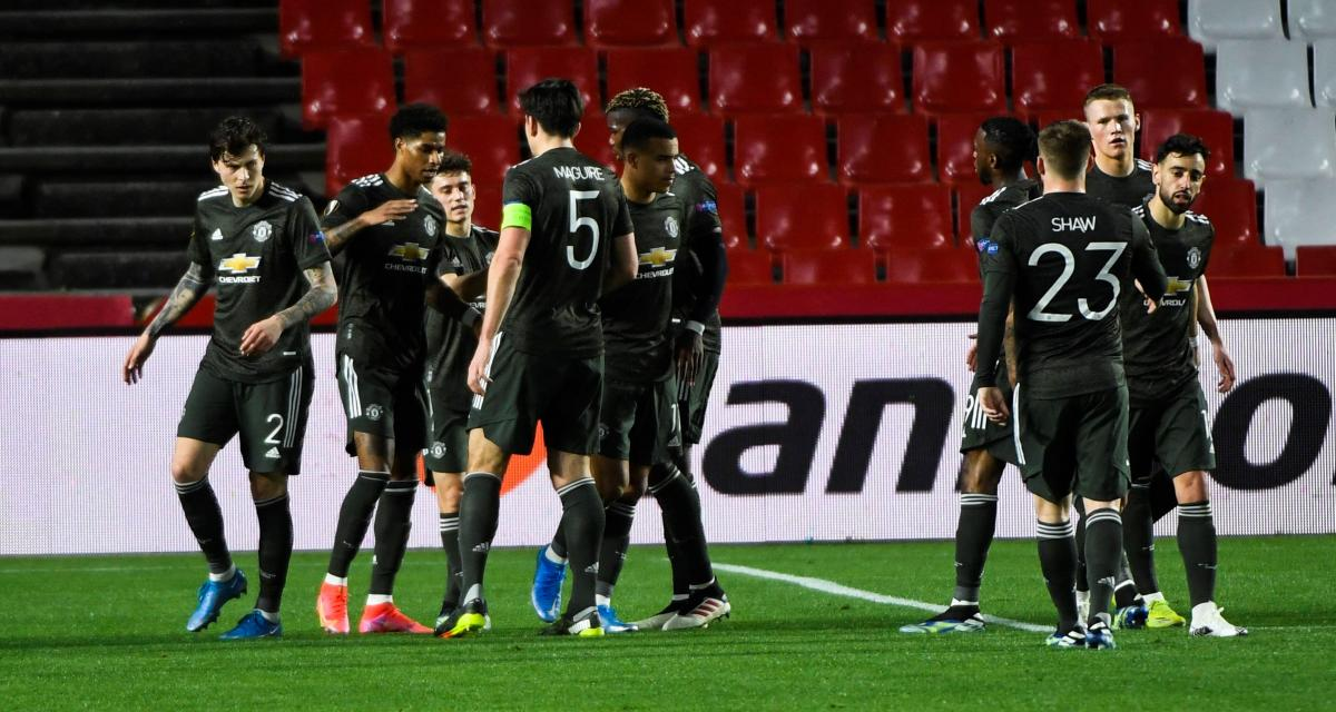 Résultats Ligue Europa: Manchester et la Roma prennent une option sur les demies