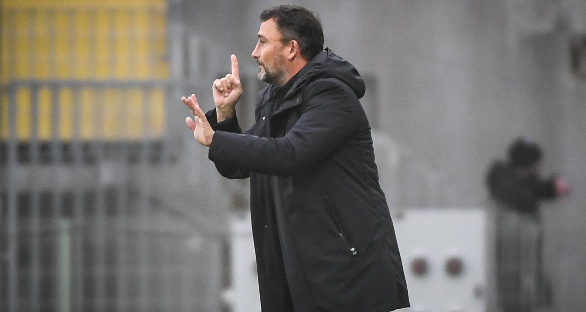 RC Lens : Haise reçoit enfin une bonne nouvelle avant Lorient