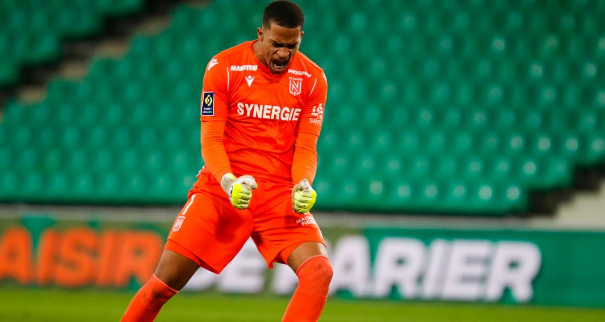 FC Nantes - Mercato : un sérieux obstacle éloigne Lafont de l'OM