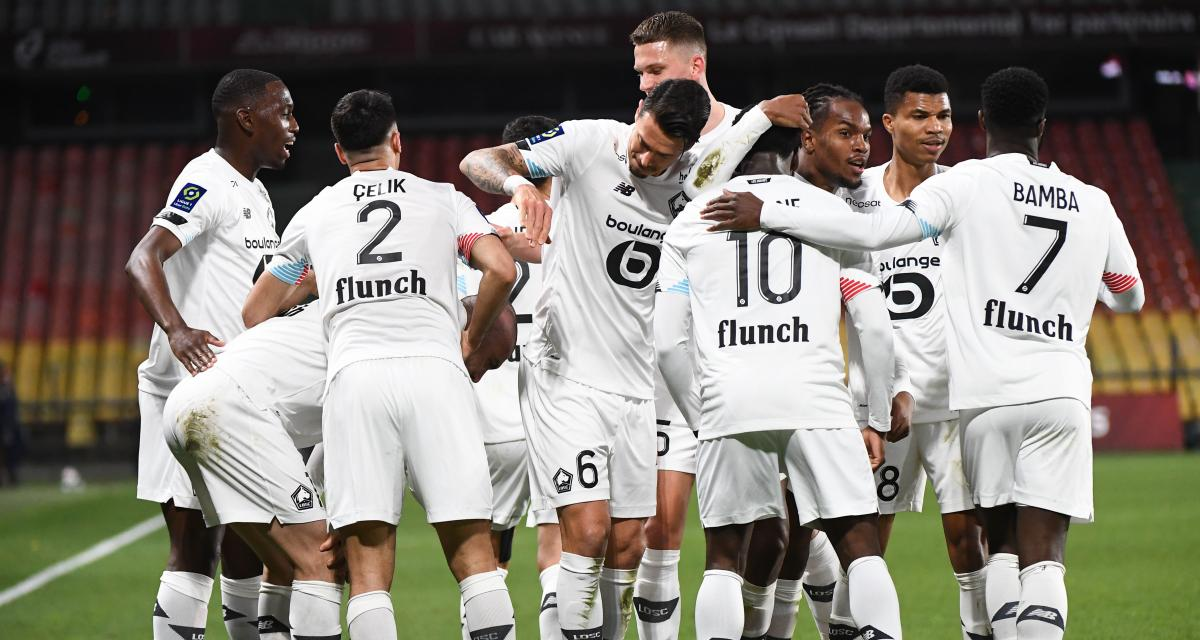 Metz - LOSC (0-2) : les Tops et les Flops de la victoire des Dogues