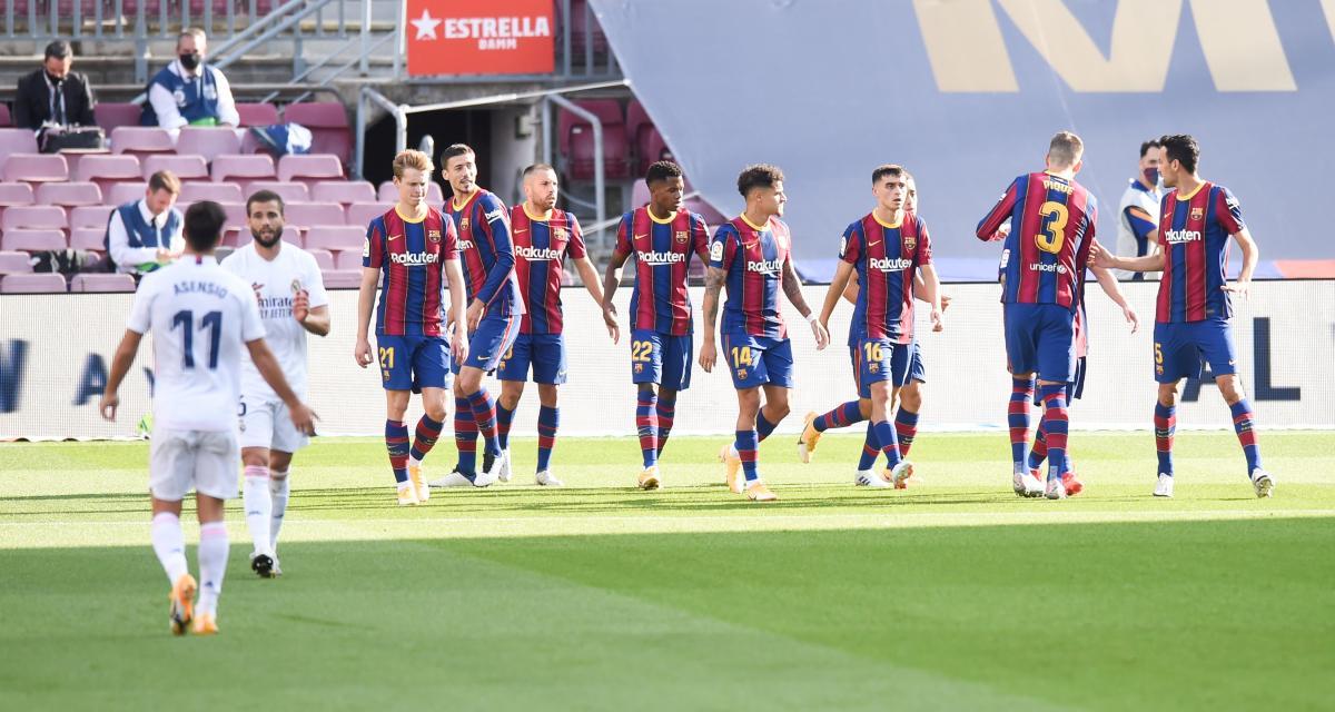 Real Madrid – Barcelone: les compos probables et les absents