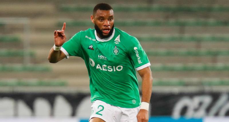 ASSE – Girondins : Moukoudi a une autre idée fixe que le maintien en Ligue 1