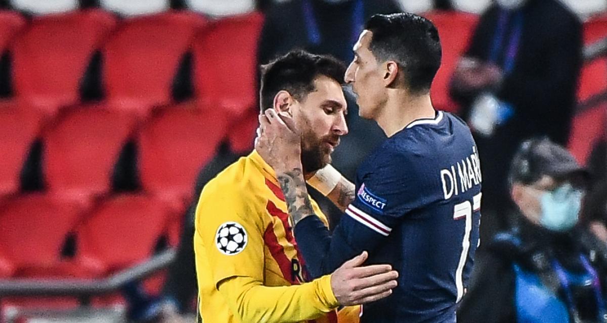 PSG- Mercato: Di Maria et Messi bientôt rivaux en Argentine?