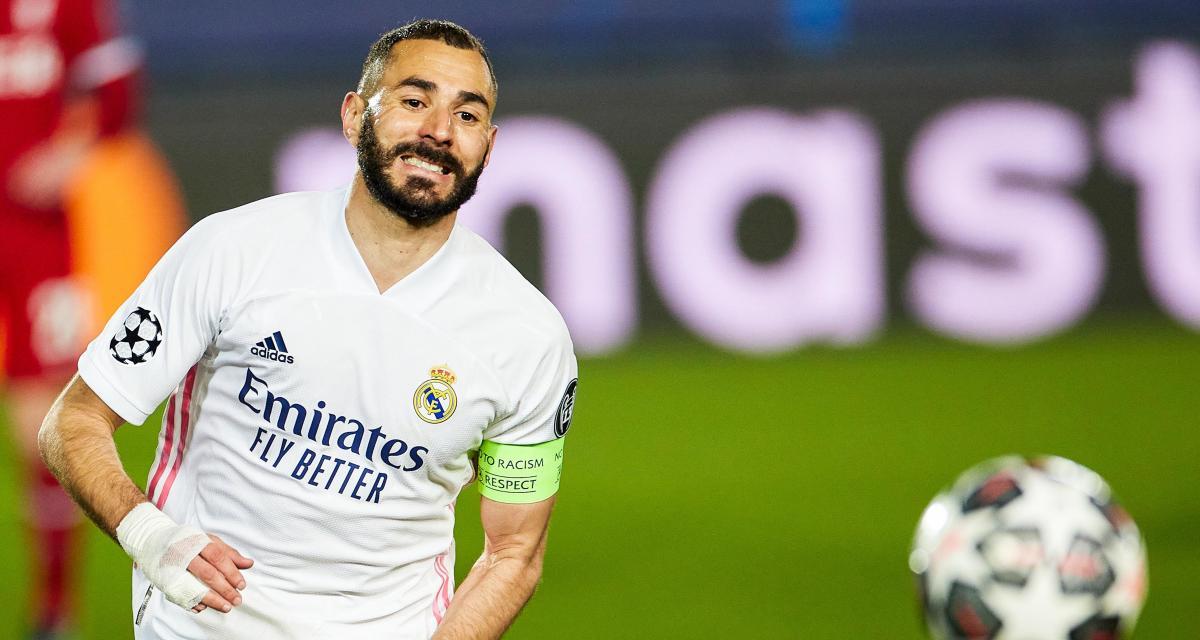 Real Madrid, OL – Mercato: le plan se dessine pour Karim Benzema