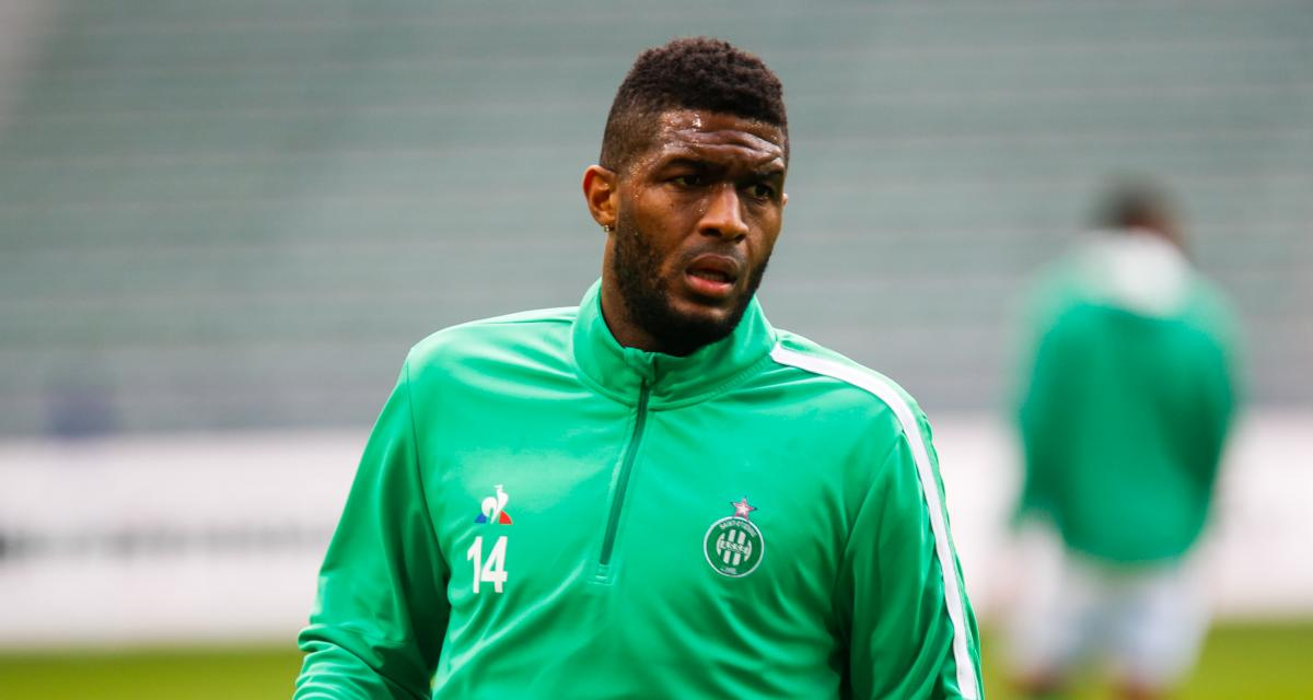 ASSE – Girondins : la galère continue pour Anthony Modeste