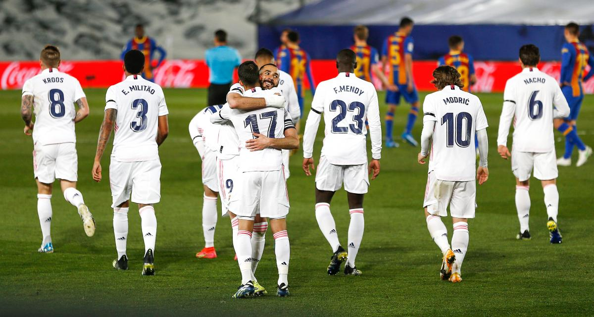 Real Madrid - FC Barcelone (2-1) : les Tops et les Flops du Clasico