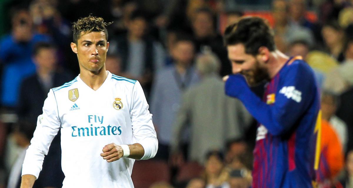 Real Madrid - FC Barcelone (2-1) : la preuve ultime que Ronaldo manque à Messi
