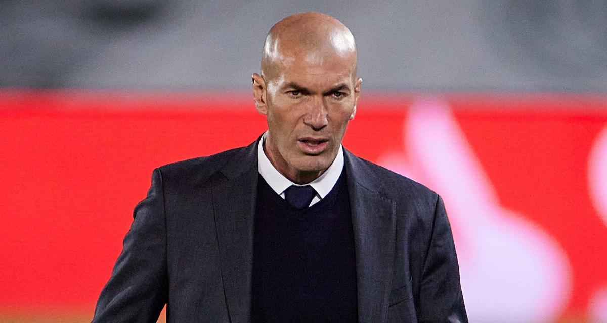Real Madrid : le couperet serait passé près à trois reprises pour Zidane !