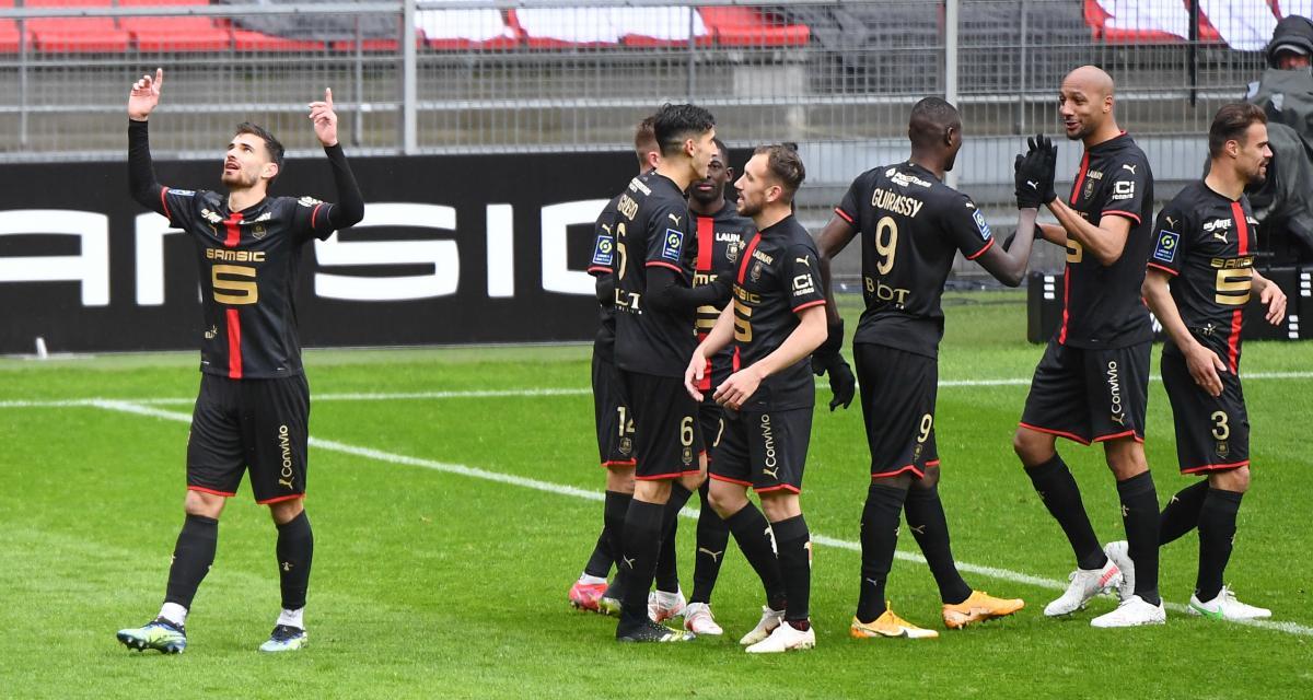Résultat Ligue 1 : Stade Rennais 1-0 FC Nantes (terminé)