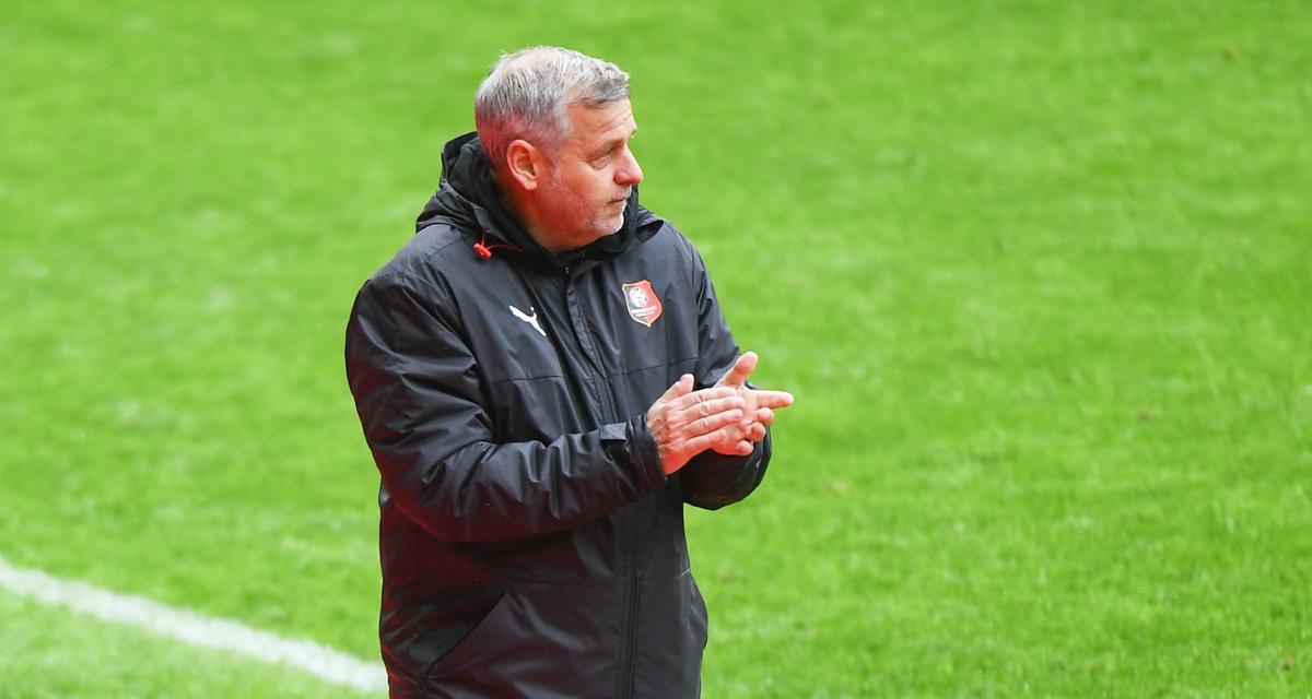 Stade Rennais - FC Nantes (1-0) : Génésio pousse un gros coup de gueule