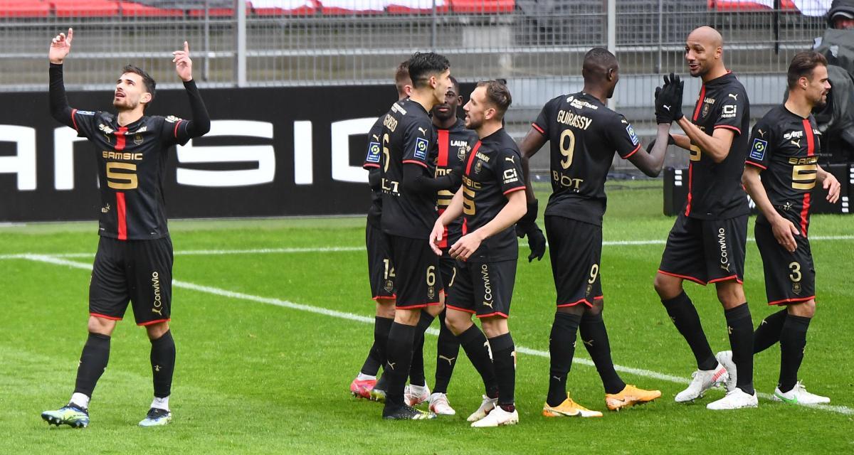Stade Rennais, OL : Depay a un gros impact sur le bourreau du FC Nantes